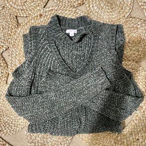 Xhilaration | Army Green Sweater